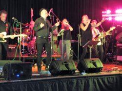 zangers, drummer en bassist soulvision