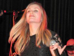zangeres