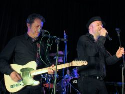 gitarist en zanger